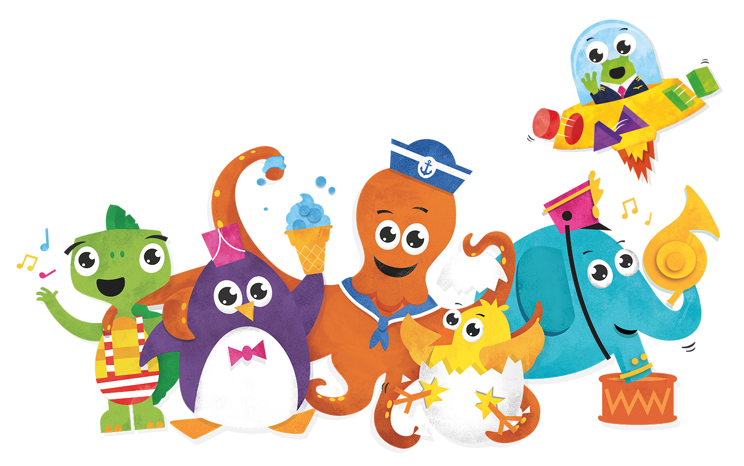 Meet the Toomies